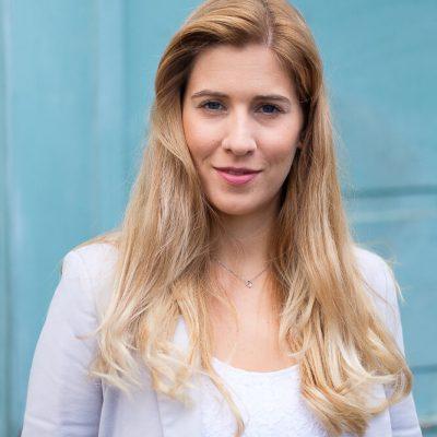Porträt von Elisabeth Hiesmayr